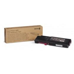 Xerox - Cartucho de tner magenta de capacidad normal para Phaser 6600/WorkCentre 6605 2000 pginas