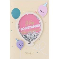 Mr Wonderful - WOA09780ES tarjeta de felicitacin y psame