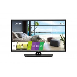 LG - 49LU661H televisin para el sector hotelero 1245 cm 49 Full HD 400 cd / m Smart TV Negro 10 W