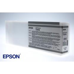 Epson - Cartucho T591800 negro mate
