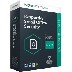Kaspersky Lab - Small Office Security 7 1 aos