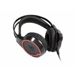 Conceptronic - ATHAN U1 Auriculares Diadema Negro