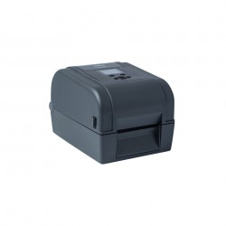 Brother - 4IN TT/ DT LABEL/RECEIPT PRNT LAN WIFI BT RFID 300DPI EU IN- impresora de etiquetas Trmica directa / transferencia t