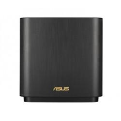 ASUS - ZenWiFi AX XT8 router inalmbrico Tribanda 24 GHz/5 GHz/5 GHz Gigabit Ethernet Negro - 90IG0590-MO3G10
