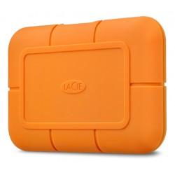 LaCie - Rugged 1000 GB Naranja