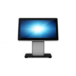 Elo Touch Solution - E514693 accesorio para terminal de punto de venta Montaje POS Acero inoxidable Negro Plata