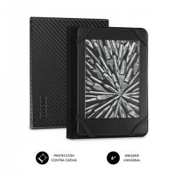 SUBBLIM - Funda Libro Electrnico Clever Ebook Case 6 Black