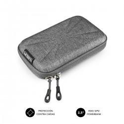 SUBBLIM - Funda Disco Duro HDD Business Case 25 Grey