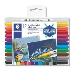 Staedtler - 3190 Multicolor 12 piezas