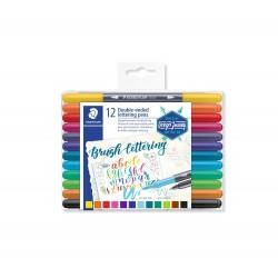 Staedtler - 3004 Multicolor 12 piezas