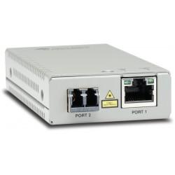 Allied Telesis - AT-MMC2000/LC-960 convertidor de medio 1000 Mbit/s 1310 nm Multimodo Gris