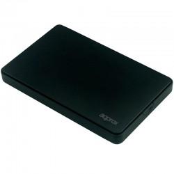 Approx - APPHDD300B caja para disco duro externo 25 Caja de disco duro HDD Negro