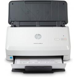 HP - Scanjet Pro 3000 s4 Escner alimentado con hojas 600 x 600 DPI A4 Negro Blanco
