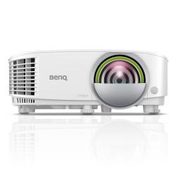 Benq - EW800ST videoproyector 3300 lmenes ANSI DLP WXGA 1280x800 Proyector para escritorio Blanco