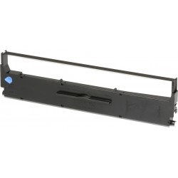 Epson - SIDM Black Ribbon Cartridge - C13S015637