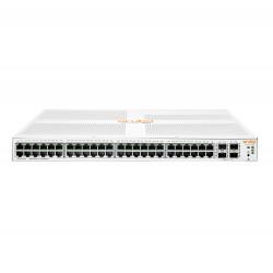 Hewlett Packard Enterprise - Aruba Instant On 1930 Gestionado L2 Gigabit Ethernet 10/100/1000 Blanco 1U Energa sobr - JL686A