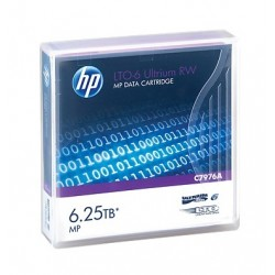 Hewlett Packard Enterprise - LTO-6 Ultrium RW 6250 GB 127 cm