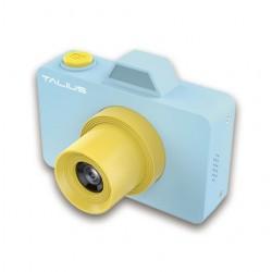 TALIUS - Camara digital Pico kids 18MP 720P 32GB blue