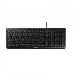 CHERRY - STREAM teclado USB QWERTY Espaol Negro