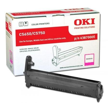 OKI - Magenta image drum for C5650 / 5750 tambor de impresora Original