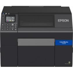 Epson - ColorWorks CW-C6500AE impresora de etiquetas Inyeccin de tinta Color 1200 x 1200 DPI Almbrico