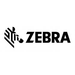 Zebra - SAMPLE RIBBON WAX RED 1ROLL cinta trmica