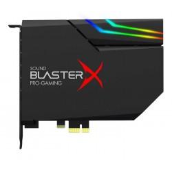 Creative Labs - Sound BlasterX AE-5 Plus Interno 51 canales PCI-E