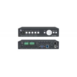 Kramer Electronics - KRAMER VP-440X 18G 4K PRESENTATION SWITCHER/SCALER WITH HDBASET amp HDMI SIMULTANEOUS OUTPUTS