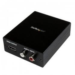 StarTechcom - Adaptador Conversor de VGA Vdeo por Componentes y Audio RCA a HDMI - PC a HDTV