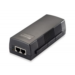 LevelOne - POI-3010 adaptador e inyector de PoE Ethernet rpido Gigabit Ethernet 52 V