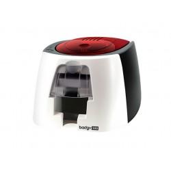 Evolis - Badgy200 impresora de tarjeta plstica Pintar por sublimacin/Transferencia trmica Color 260 x 300 DPI