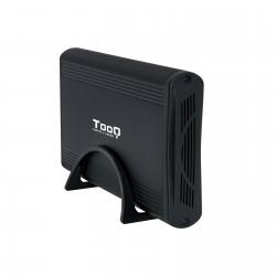 TooQ - CAJA HDD 35 SATA A USB 20/30 NEGRA