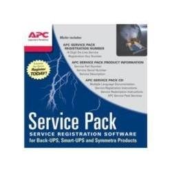 APC - Service Pack 1 Year Extended Warranty - WBEXTWAR1YR-SP-06