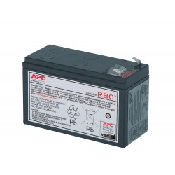 APC - RBC17 batera para sistema ups Sealed Lead Acid VRLA