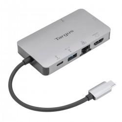 Targus - DOCK419 Almbrico USB 32 Gen 1 31 Gen 1 Type-C Gris