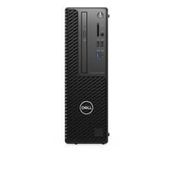 DELL - Precision 3440 W-1250 SFF Intel Xeon W 16 GB DDR4-SDRAM 512 GB SSD Windows 10 Pro Puesto de trabajo Negro