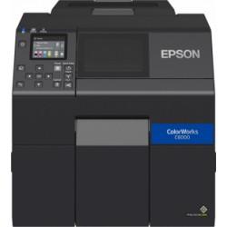 Epson - ColorWorks CW-C6000Ae impresora de etiquetas Inyeccin de tinta Color 1200 x 1200 DPI Almbrico