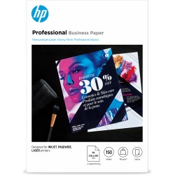 HP - Professional Multi-use Glossy FSC Papers 180 gsm-150 sht/A4/210 x 297 mm papel para impresora de inyeccin de tinta A4 210
