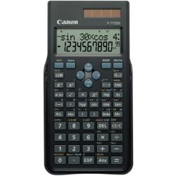 Canon - F-715SG calculadora Bolsillo Calculadora cientfica Negro