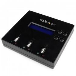 StarTechcom - Duplicador y Borrador Autnomo 12 para Unidades de Disco Flash