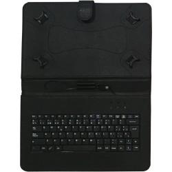 TALIUS - funda con teclado para tablet 10 CV-3006 black