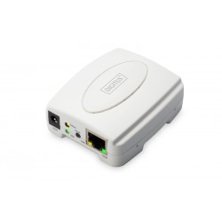 Digitus - DN-13003-2 servidor de impresin Blanco LAN Ethernet