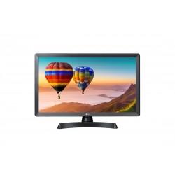 LG - 24TN510S-PZ Televisor 599 cm 236 Full HD Smart TV Wifi Pantalla flexible Negro