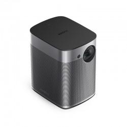 XGIMI - Halo videoproyector 800 lmenes ANSI DLP 1080p 1920x1080 3D Proyector inteligente Plata