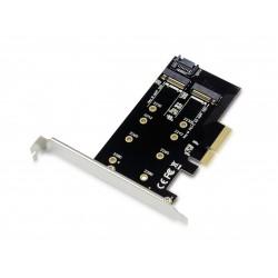 Conceptronic - EMRICK04B tarjeta y adaptador de interfaz M2 Interno