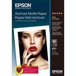 Epson - Archival Matte Paper DIN A3 189 g/m 50 hojas