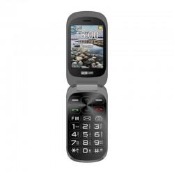 MaxCom - MM 825 711 cm 28 88 g Negro Telfono para personas mayores