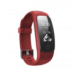 Funker - P5 PULSE FITNESS reloj deportivo Rojo Pantalla tctil Bluetooth