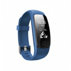 Funker - P5 PULSE FITNESS reloj deportivo Azul Pantalla tctil Bluetooth