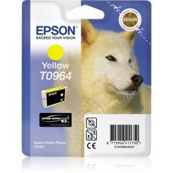 Epson - Husky Cartucho T0964 amarillo